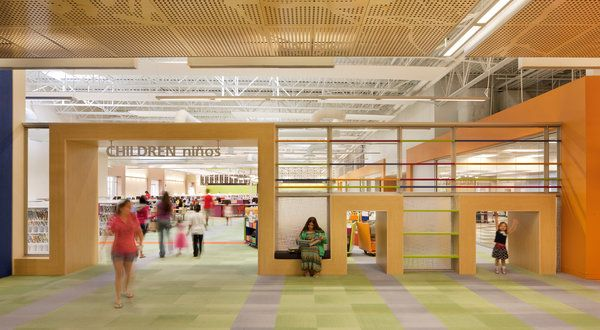 Former Walmart in McAllen Is Now an Airy Public Library - NYTimes.com
