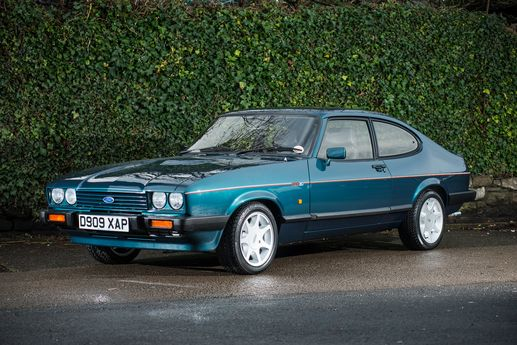 1987 Ford Capri 280 'Brooklands' - Silverstone Auctions