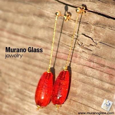 SafiyaRed on YourMurano.com http://www.yourmurano.com/en/jewellery/earrings-murano-jewellery/safiyared.html