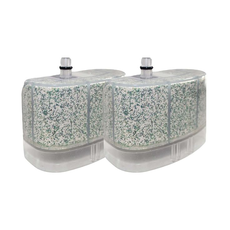 Crucial Set of 2 Bissell Vacuum Cleaner Water-Calcium Filters