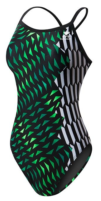 Girl's Cobra Kai Diamondfit Swimsuit - Competition - Girls Swimwear - Kids