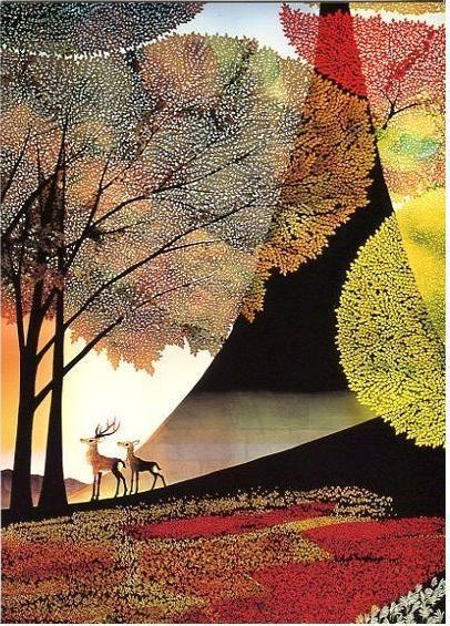 『藤城清治さんの影絵 2』