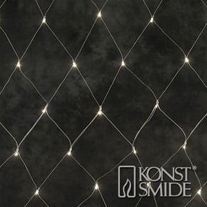 Konstsmide 4613-143 Connctable Christmas Twinkling Net - 100 LEDs