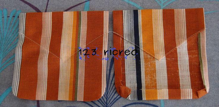 Cucire con 123ricreo: Le #tasche degli abiti