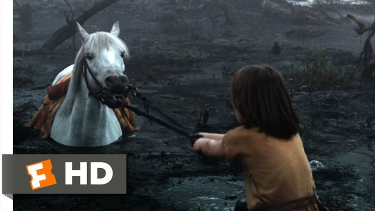 The Neverending Story (2/10) Movie CLIP - Artax and the Swamp of Sadness...
