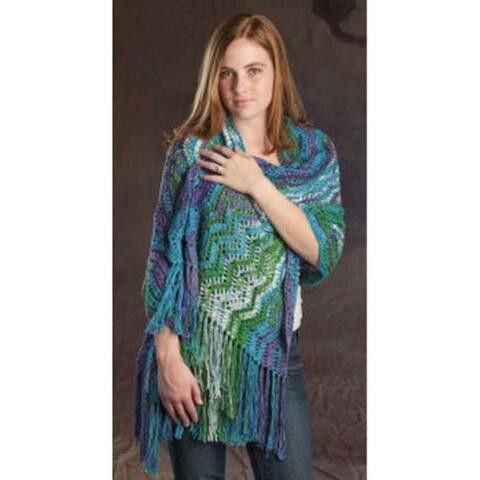 Deborah Norville Knitting Patterns : 1000+ images about Crochet Cape Shawl Poncho on Pinterest Pattern Library, ...