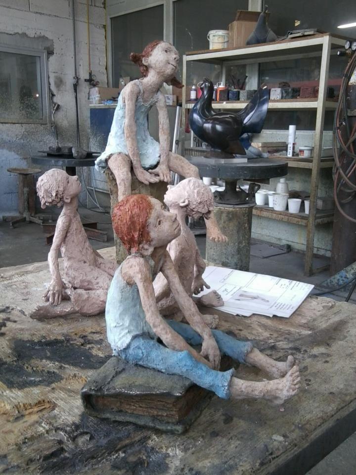 Jurga Martin Sculpteur