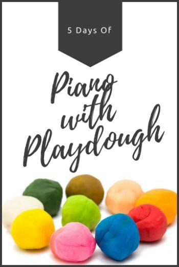 Playdough lessons