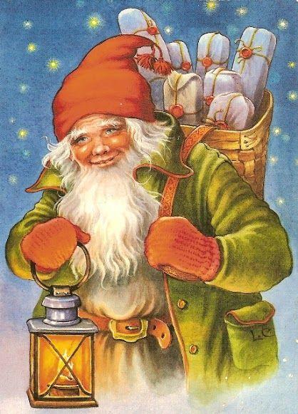 CHRISTMAS GNOME •