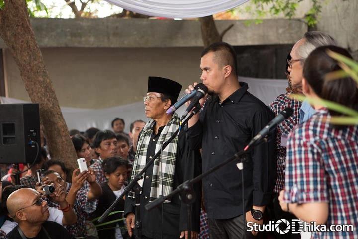 Ahmad Dhani untuk Jakarta Baru!