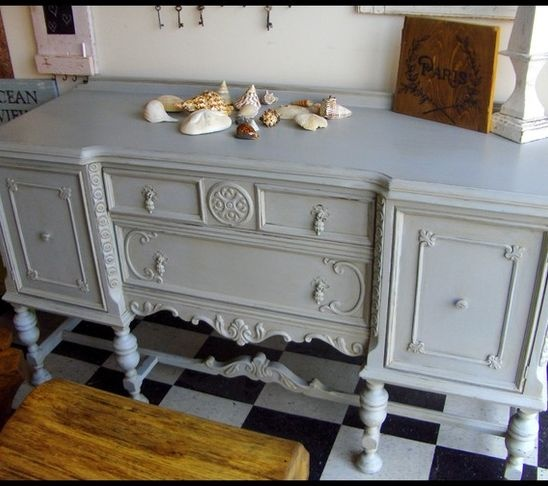 Painted Buffets And Sideboards |