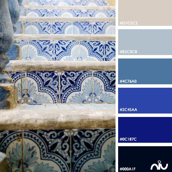 Tiles Color Palette