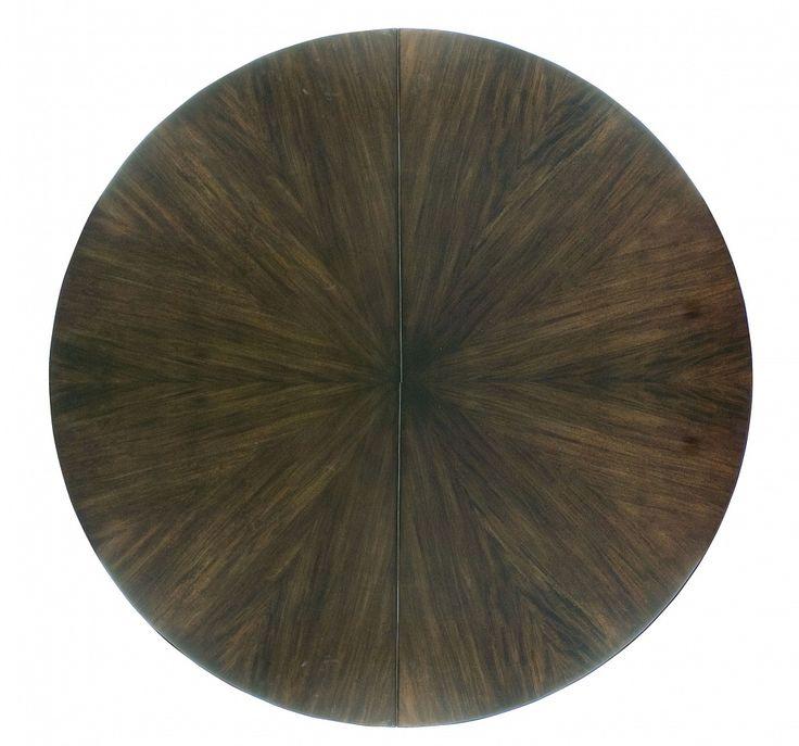 Обеденный стол Sutton House Round 367-270, 367-271 производства Bernhardt купить в Москве по цене 161 645 руб. Фото и подробные характеристики Обеденный стол Sutton House Round 367-270, 367-271.