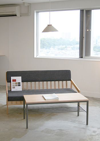 神戸のトリトンから、シンプルモダンな木工家具「OVERALL」が誕生。   dacapo (ダカーポ) the web-magazine
