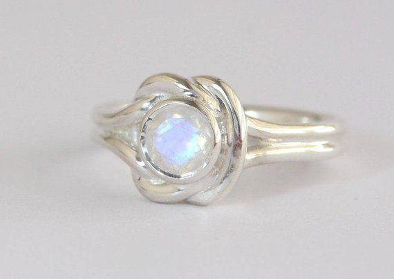 celtic moonstone engagement rings - 570×404