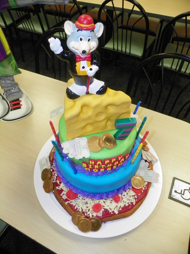 37 best Chuck E Cheese Party images on Pinterest Birthday party