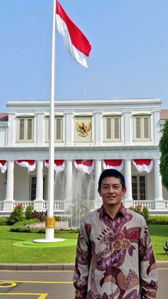 Dirgahayu Republik Indonesia yang ke 70. #RI70