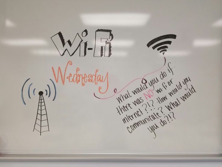 WiFi Wednesday