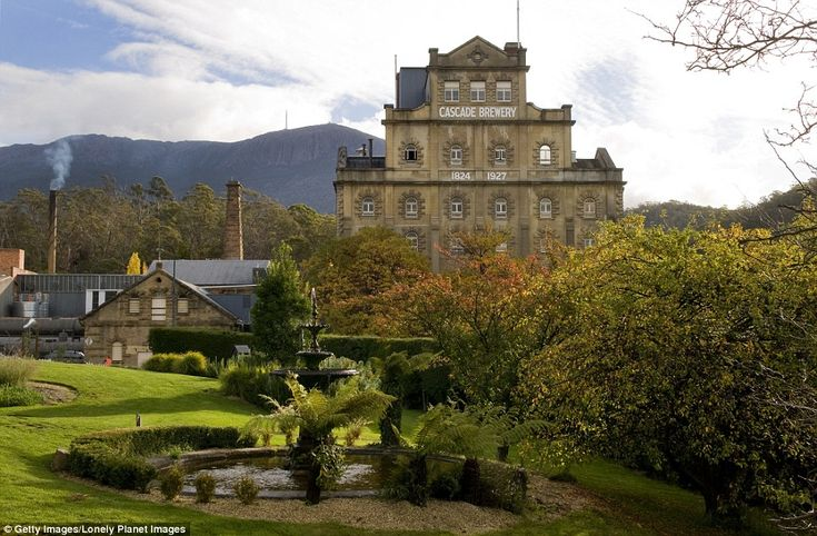 Cascade Brewery, in South Hobart, is the oldest continually operating brewery in Australia...