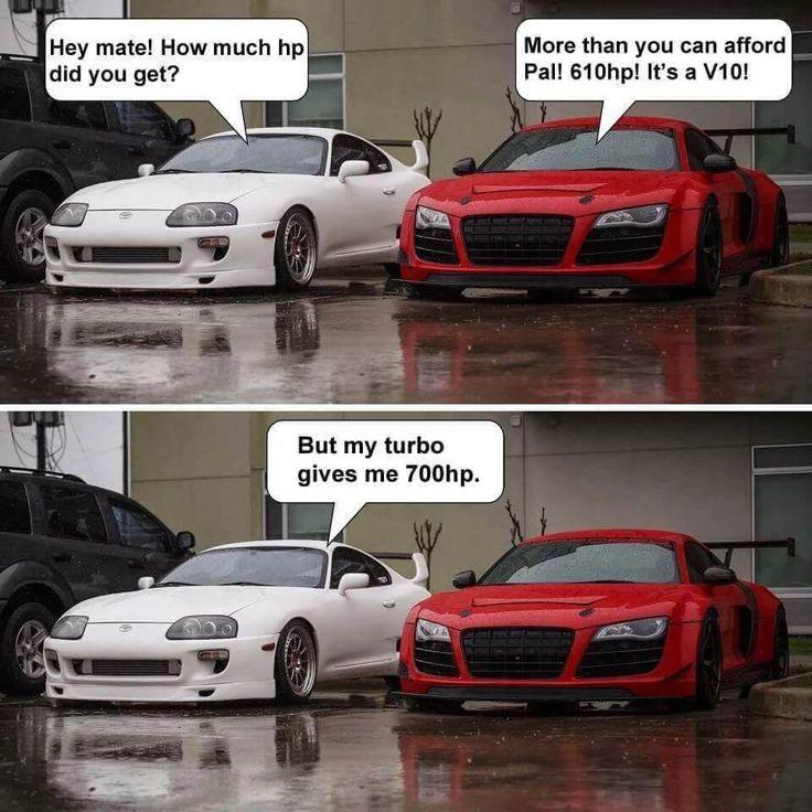 Memes Audi & Toyota