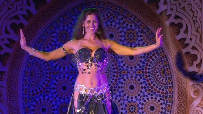 Sadie Belly Dance - Festival 2013 -