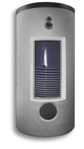 Ballon chauffe eau solaire ou chaudière 1 échangeur en serpentin. Capacités ECS disponibles: 200L, 300L, 500L, 800L, 1000L.  Vente au meilleur rapport qualité prix