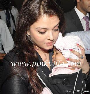 Aishwarya Rai Hot Wallpapers: Aishwarya Rai And Baby Aradhya