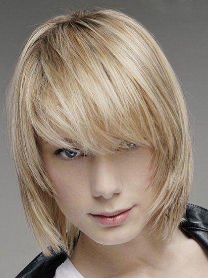Perruque cheveux naturels lisse lace front de classique - Photo 1