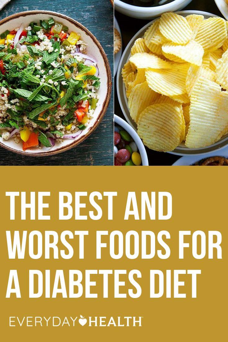 Diabetes Diet The Best and Worst Foods for Diabetics