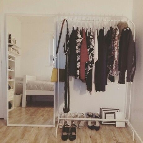 best 25 clothes rail ikea ideas on pinterest shoe rack. Black Bedroom Furniture Sets. Home Design Ideas