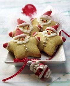 Unser beliebtes Rezept für Honigkuchen-Nikolause und mehr als 55.000 weitere kostenlose Rezepte auf LECKER.de.