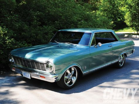 1965 Chevy Nova - Chevy High Performance Magazine