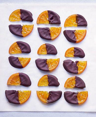 Orangettes | Food I love | Pinterest