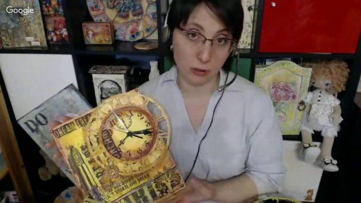 """Диана Январёва. """"Сочинение о времени: придумаем оригинальную заготовку"""""""
