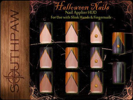 Halloween Slink Nails Applier