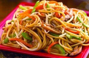 Best Autumn takeway (chow mein)