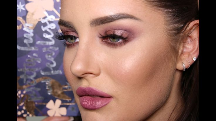 Fall Glam Makeup using the Chloe X Ciate London Palette!