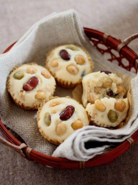 米粉の豆みそ蒸しパン by カネハツ食品 | レシピサイト「Nadia ...