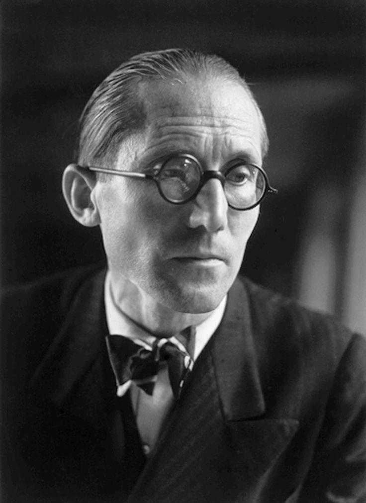 Le Corbusier, 1887 - 1965.