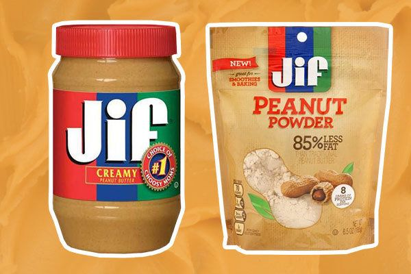How to use peanut butter powder