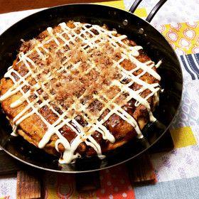 グリルパンで豚キムチお好み焼き by nammy20 【クックパッド】 簡単おいしいみんなのレシピが278万品