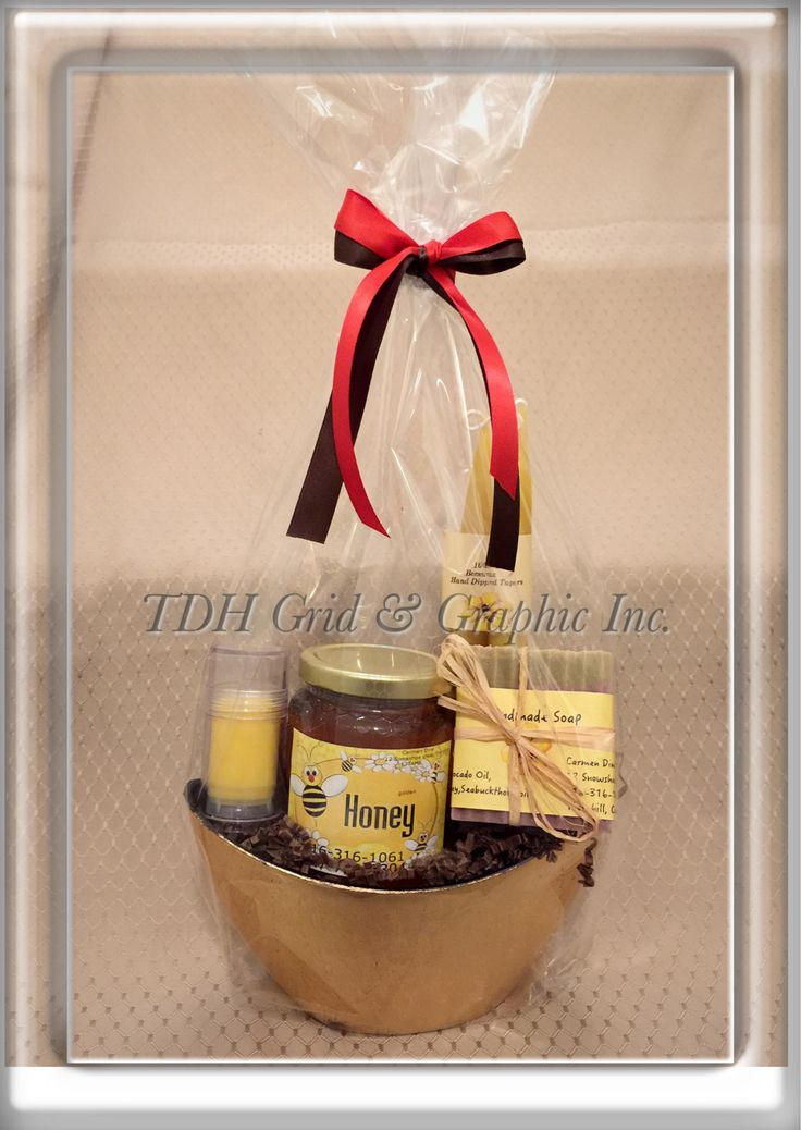 ~Handmade bee products with natural honey & bee wax~