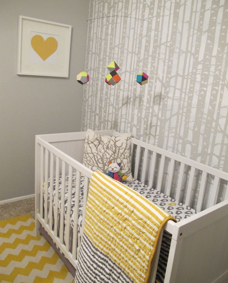 Black Lace Bedroom Decor Bedroom Color Ideas White Walls Bedroom Ideas Neutral Colors Latest Bedroom Colour: 77 Best Gray, Pink & Yellow Nursery Design Inspiration