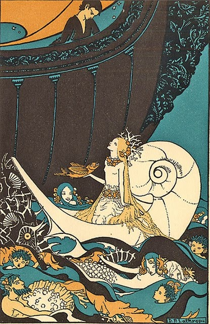 Tales from the Enchanted Isles illus. Dorothy P. Lathrop