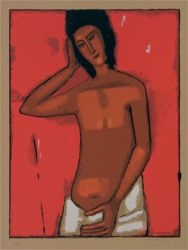 Jerzy Nowosielski - Serigraphs - Calendar of Events - Polish Arts and Culture around the World - Culture.pl - Culture.pl