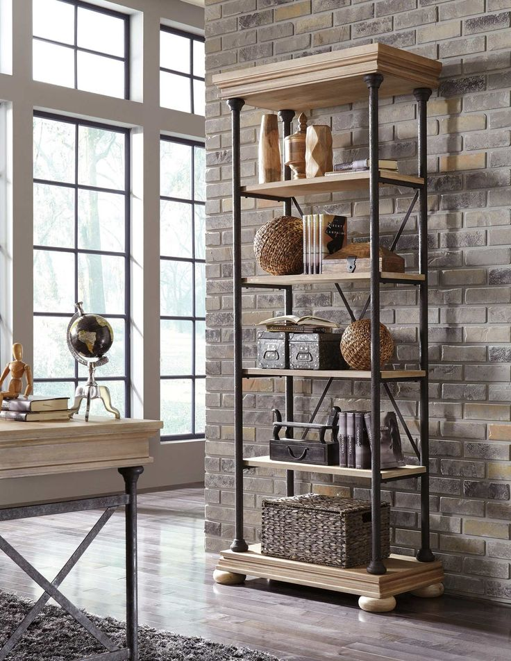 Shennifin Large Bookcase   Ashley   Home Gallery Stores. 326 best Bookcase Ideas images on Pinterest   Aspen  Bookcases and