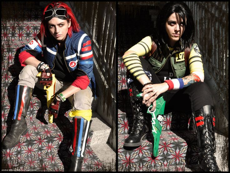 I Have A Slight Obsession With These Killjoys Cosplays | C ...