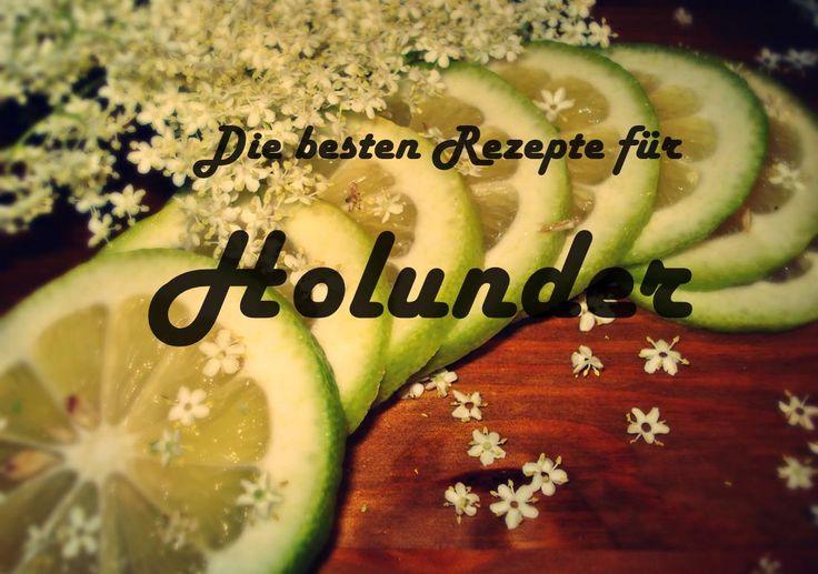 Holunder ist wundervoll! Als Holunderblütensirup, Holundergelee, Holunderbeerensaft oder den beliebten Holunderblütensekt - einfach irre! Hier sammeln wir die besten Rezepte für Dich!