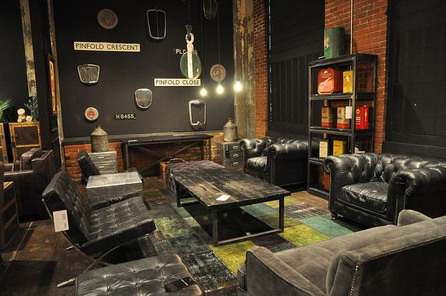Classy Man Cave Decor : Man cave design retail lounge pinterest