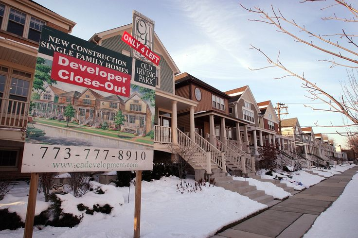 Chicago homes for sale inventory lowest since 2007 - Residential News - Crain's Chicago Business
